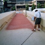 walkway-1-brick-stencil-spraying